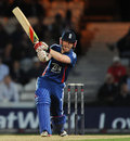 Eoin Morgan was named Man of the Match for his rapid half-century, England v South Africa, 3rd NatWest ODI, The Oval, August 31, 2012