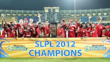 Uva Next pick up the inaugural SLPL trophy