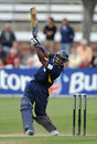 Michael Carberry hit five sixes during his innings, Sussex v Hampshire, CB40 semi-final, Hove, September 1, 2012