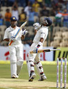Bangalore Test in balance on seesawing day