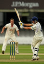 Neil Dexter pulls on his way to a hundred, Middlesex v Lancashire, County Championship, Division One, Lord's, September, 4, 2012