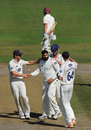 Monty Panesar took 3 for 15 from his 13 overs