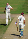 Lewis Hatchett took three wickets in his first Championship appearance since April, Sussex v Somerset, County Championship, Division One, Hove, 2nd day, September 5, 2012