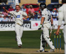 Steve Kirby had Ed Joyce caught for 7, Sussex v Somerset, County Championship, Division One, Hove, 2nd day, September 5, 2012