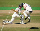 Dawid Malan sweeps on his way to 95, Middlesex v Lancashire, County Championship, Division One, Lord's, 4th day, September 7, 2012