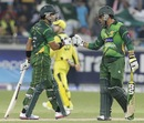 Umar Akmal and Kamran Akmal partnership provided the late boost