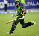 Umar Akmal celebrates the tightest of victories