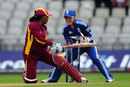 Juliana Nero was stumped by Sarah Taylor, England v West Indies, Women's T20 international, Old Trafford, September 10, 2012