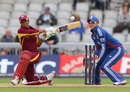 Merissa Aguilleira top-scored for West Indies, England v West Indies, Women's T20 international, Old Trafford, September 10, 2012