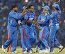 New Zealand spoil Yuvraj's party