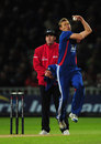 Danny Briggs made his T20 international debut, England v South Africa, 3rd T20 international, Edgbaston, September 12, 2012