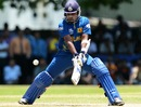Mahela Jayawardene scored a half-century, Sri Lanka v West Indies, World Twenty20 2012 warm-up, Colombo, September 13, 2012