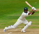 Bilal Shafayat struck two fours before being removed for 16, Nottinghamshire v Durham, County Championship, Trent Bridge, July 17, 2009