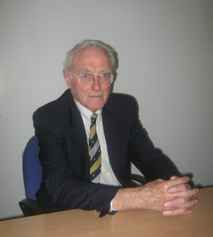 MJK Smith, the former England and Warwickshire captain, July 22, 2012