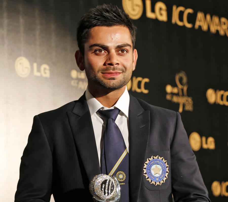149839 - Kohli voted ODI Cricketer of the Year