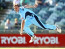 Doug Bollinger picked up 4 for 67 from 13 overs, Western Australia v New South Wales, Ryobi Cup, Perth, September 16, 2012