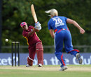 Juliano Nero held her nerve to get West Indies Women across the line, England Women v West Indies Women, 5th T20, Arundel, September, 16, 2012
