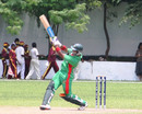 Shakib Al Hasan plays a shot, Bangladesh v Ireland, World Twenty20 warm-ups, Colombo, September 17, 2012