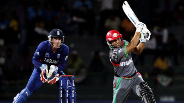 Afghanistan v England Highlights 6th Match at Colombo, Sep 21, 2012