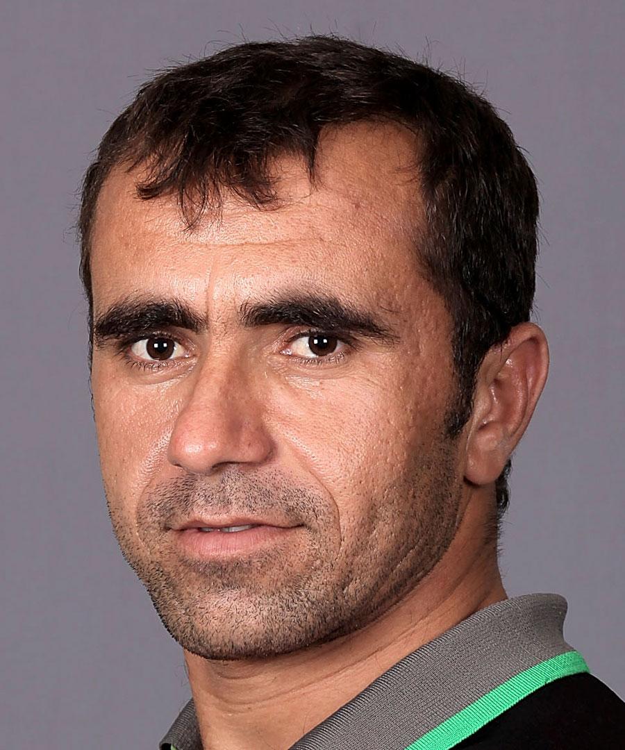 Karim Sadiq | Photo | Global | ESPN Cricinfo Sadiq