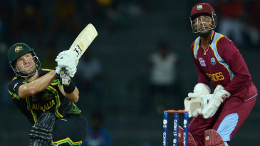 Australia v West Indies Highlights 8th Match at Colombo, Sep 22, 2012
