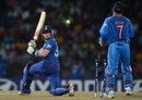 Jonny Bairstow failed to pick Piyush Chawla's googly, England v India, World Twenty20, Group A, Colombo