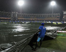 Rain forced an abandonment, Ireland v West Indies, World Twenty20 2012, Group B, Colombo, September 24, 2012