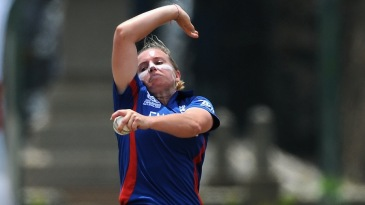 Holly Colvin picked up four wickets