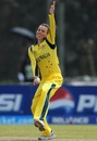 Erin Osborne picked up three wickets, Australia v India, Women's World T20 2012, Group A, Galle, September 27, 2012