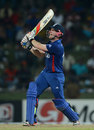 Eoin Morgan finished unbeaten on 71 from 36 balls, England v West Indies, World Twenty20 2012, Super Eights, Pallekele, September 27, 2012