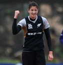 Nicola Browne picked up three wickets, New Zealand v South Africa, Women's World T20, Group B, Galle, September 28, 2012