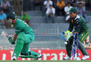 Richard Levi was bowled through his legs, Pakistan v South Africa, World Twenty 20 2012, Super Eights, Colombo, September 28, 2012