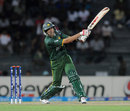 Umar Gul slammed 32 off 17 balls to revive Pakistan