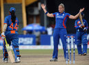 Katherine Brunt's four overs cost just 16, England Women v India Women, Women's World T20, Group A, Galle, September, 29, 2012