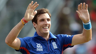 Steven Finn finished with 3 for 16
