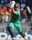 JP Duminy plays an off drive