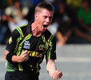 Xavier Doherty pegged South Africa back with early wickets