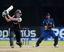 Amy Satterthwaite made an unbeaten 32 to steer her side home, Sri Lanka Women v New Zealand Women, Group B, Women's World T20, September, 30, 2012