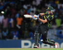 Michael Hussey saw Australia home, Australia v South Africa, Super Eights, World Twenty20, Colombo, September 30, 2012