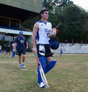 Craig Kieswetter is under pressure ahead of the Sri Lanka match, Kandy, September 30, 2012
