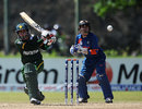Sana Mir top scored for Pakistan, India Women v Pakistan Women, Group A, Women's World T20, October, 1, 2012