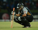 Ross Taylor just failed to take New Zealand over the line, New Zealand v West Indies, Super Eights, World Twenty20 2012, Pallekele, October 1, 2012