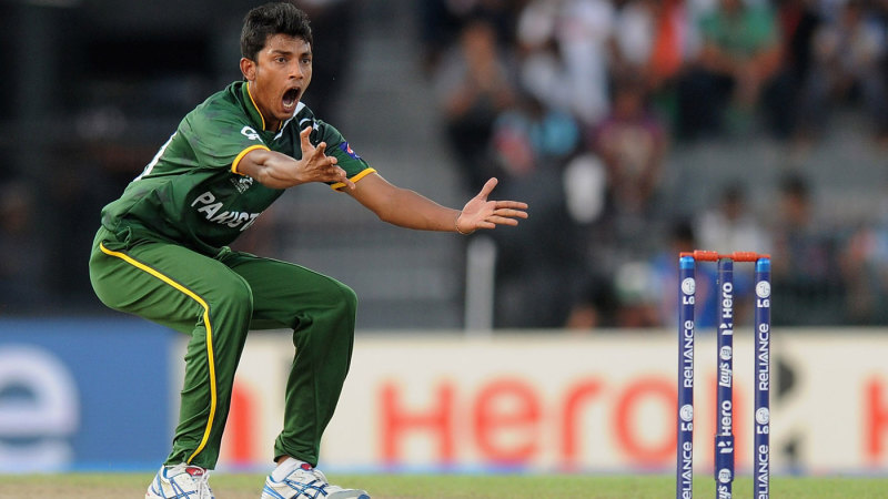 Raza Hasan makes an appeal