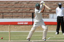 Tanmay Mishra defied Namibia with a half-century, Namibia v Kenya, ICC Intercontinental Cup, 4th day, Windhoek, October 2, 2012