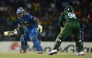 Jeevan Mendis is stumped by Kamran Akmal
