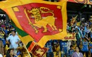 Sri Lankan fans celebrate their team's victory, Sri Lanka v Pakistan, 1st semi-final, World Twenty20, Colombo, October 4, 2012