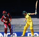 Alyssa Healy was out in the first over