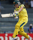 Alyssa Healy plays one towards the leg side, Australia v England, final, Women's World Twenty20, Colombo, October 7, 2012