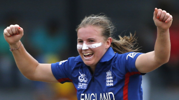 Holly Covin took two wickets
