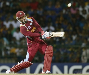 Marlon Samuels smashed 78 off 56 balls, Sri Lanka v West Indies, final, World Twenty20, Colombo, October 7, 2012